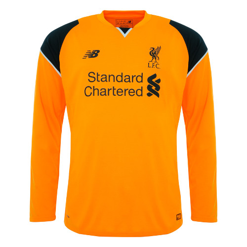 Revealed  Liverpool FC s brand new away kit for 2016-17 - Liverpool FC d18aa4398