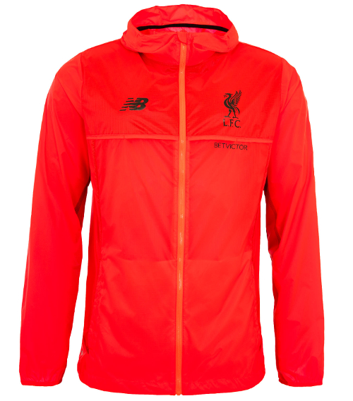 bffc1e952 Photos  A closer look at the 2016-17 LFC training kit - Liverpool FC