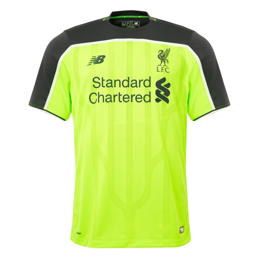 b7a0bf96377 Out now  Liverpool FC s brand new 2016-17 third kit - Liverpool FC