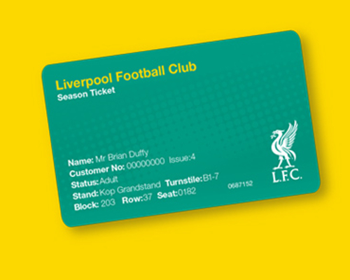 Help With Liverpool Printed E Tickets Liverpoolfc
