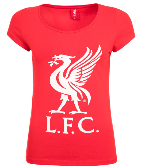Eight Highlights From Lfcs New Autumn  Range Liverpool Fc